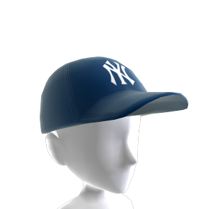 New York Yankees MLB2K10 Cap