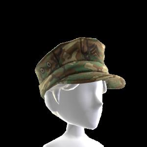 USMC Patrol Cap - Camo