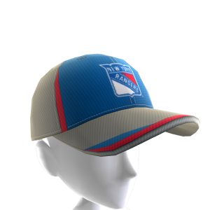 New York Rangers FlexFit Cap