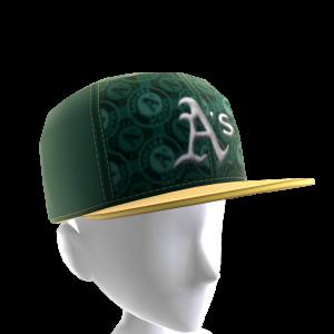 Oakland Logo Pattern Cap