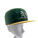 Oakland Logo Pattern Cap