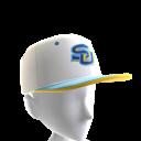 Southern University White Snapback