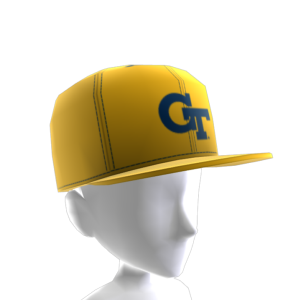 Georgia Tech FlexFit Cap