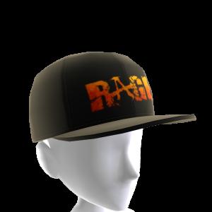 Berretto logo RAGE