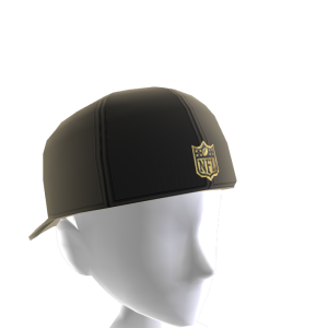 Raiders Gold Shield Cap
