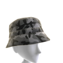 KKZ Grey Camo Bucket Hat