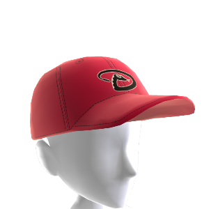 Casqu. MLB2K11 Arizona Diamondbacks