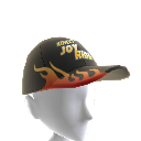 CASQUETTE FLAMMES JOY RIDE 