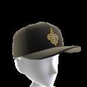 Saints Gold Trim Cap