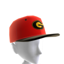 Grambling University Red Snapback
