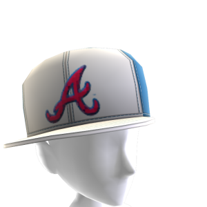Atlanta Braves Sideways Panel Cap