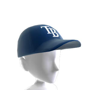 Casquette MLB2K10 Tampa Bay Rays