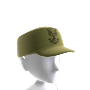 Halo Military Cap