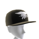 Navy Seal Hat - Black
