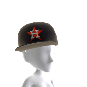 Houston Astros MLB 2K12 Throwback Cap