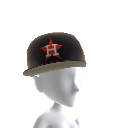 Houston Astros MLB 2K12 스로우백 모자