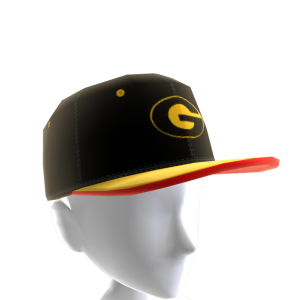 Grambling University Black Snapback