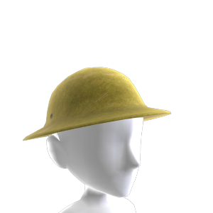 British Soldier Helmet
