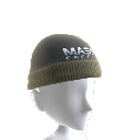Gorro de Mass Effect
