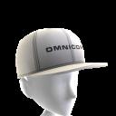 RoboCop OmniCorp Hat - White