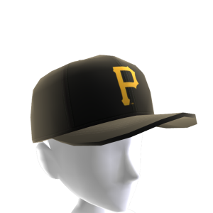 Pirates On-Field Cap