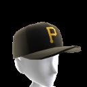Pirates On-Field Cap