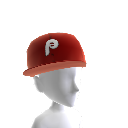 Philadelphia Phillies MLB 2K12 스로우백 모자