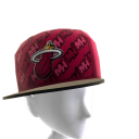 Miami Tilted Pattern Cap