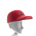 Casqu. MLB2K10 Arizona Diamondbacks