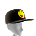Xpert Thief Black Snapback