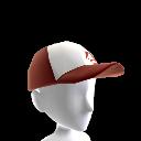 Gorra blanca de sangre de dragón