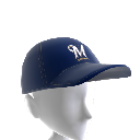 Casqu. MLB2K11 Milwaukee Brewers