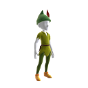 Peter Pan-outfit 