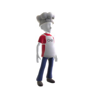 Chef Outfit
