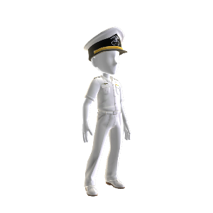 Naval Officer Uniform