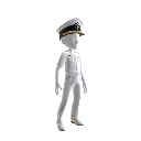 Uniforme d'officier naval