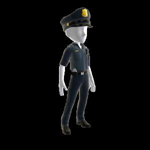 Police Officer #2