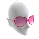 Lunette solaires « Rose »