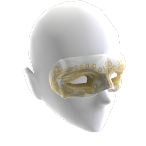 Máscara Renaissance 2