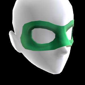 Green Lantern Mask (Hal Jordan)