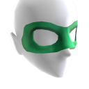 Antifaz de Linterna Verde (Hal Jordan)