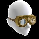 Lunettes de protection en métal