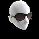Gafas sol góticas