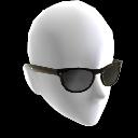 Gafas de sol de estilo viajero
