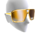 Ballin Shades - Gold 
