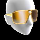 Ballin Shades - Gold