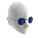 Dr.Eggman Glasses