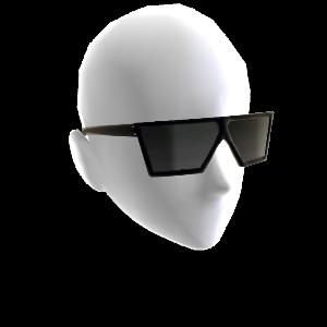 Gafas sol cuadradas