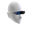 Lunettes robot