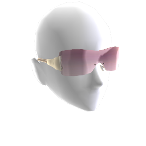 Gafas sol supergrandes